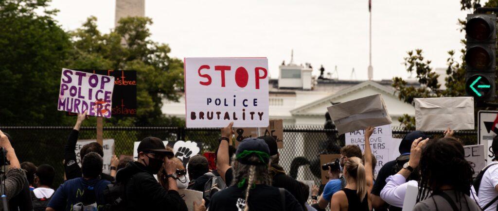 Black Lives Matter protest in Washington, D.C. in June 2020. (Photo courtesy of Koshu Kunii on Unsplash).